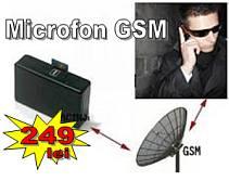 Microfon GSM