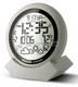 Statie meteo cu termometru, higrometru, barometru si ceas, Royal MB809, clasa PREMIUM