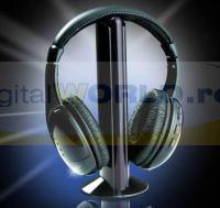 Casti wireless in promotie